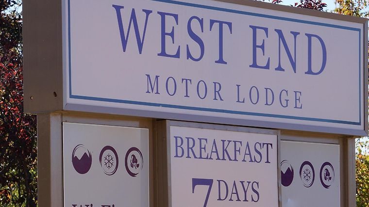 West End Motor Lodge Exterior