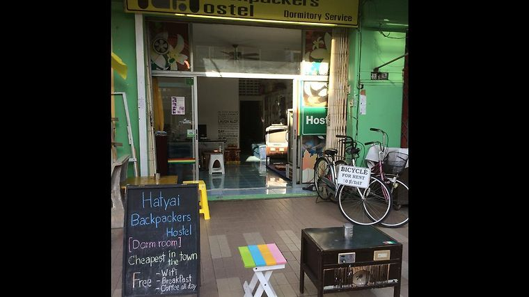Hatyai Backpackers Hostel Exterior