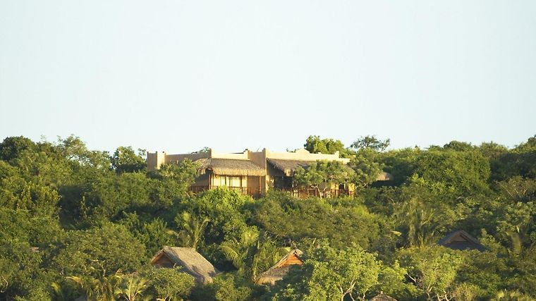 Anantara Bazaruto Island Resort And Spa Exterior