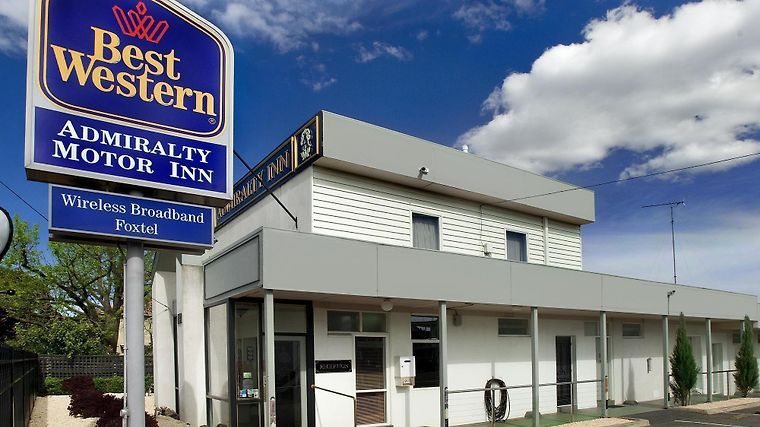 Best Western Admiralty Motor Inn photos Exterior
