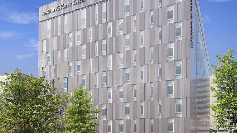 Sendai Washington Hotel Exterior