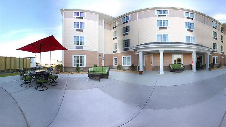 Mainstay Suites Camp Lejeune photos Exterior