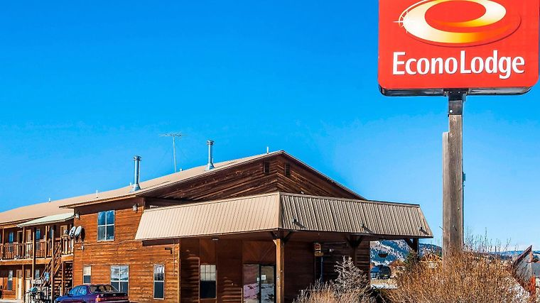Econo Lodge Eagle Nest Exterior