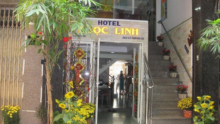 Ngoc Minh Hotel Exterior Hotel information