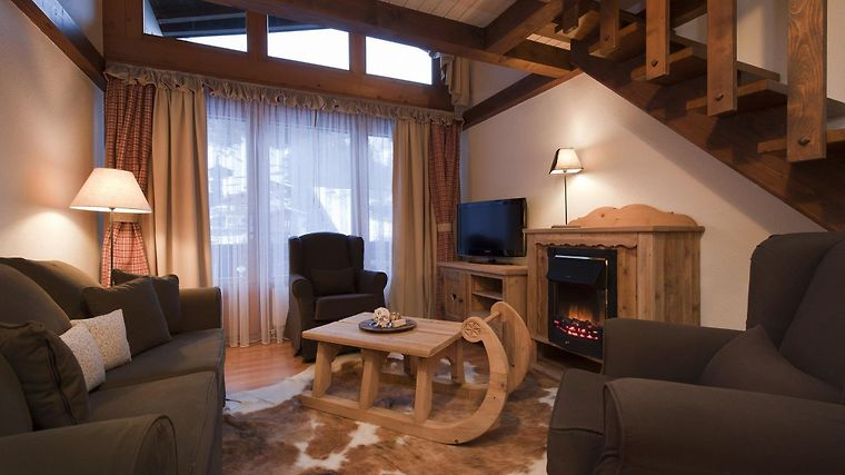 Boutique Chalet- Hotel Beau-Site Interior