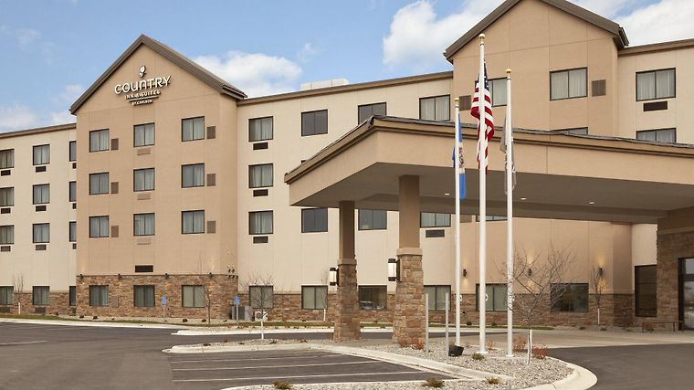 Country Inn & Suites By Carlson, Bemidji, Mn Exterior