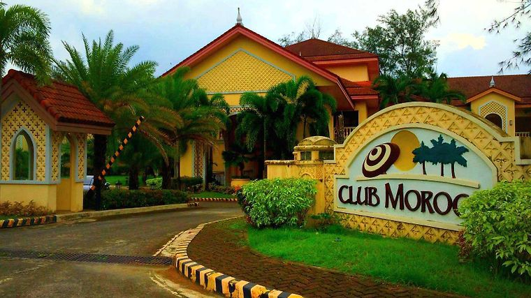 Club Morocco Beach Resort And Country Club Exterior