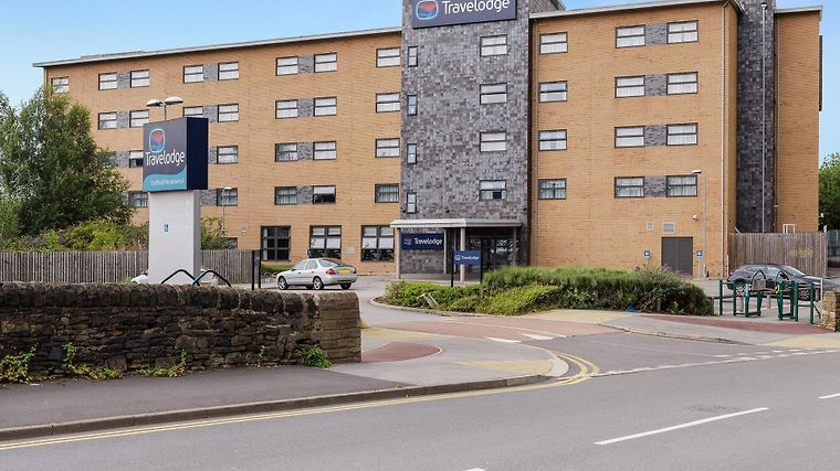 Travelodge Sheffield Meadowhall Hotel Exterior