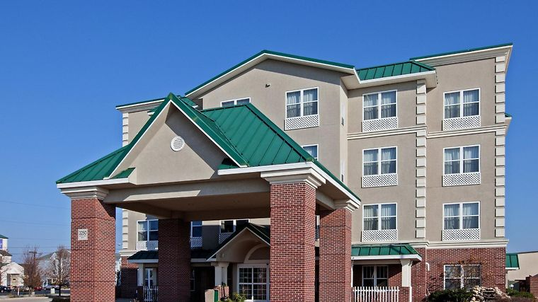Country Inn & Suites By Carlson, Elkhart, In Exterior