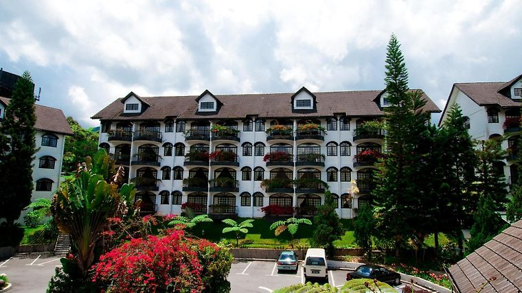 Strawberry Park Resort Cameron Highlands Exterior