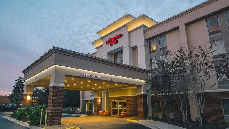 Hampton Inn Tallahassee-Central Exterior