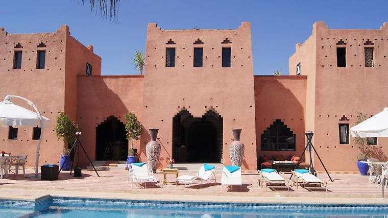 Kasbah Chwiter Exterior