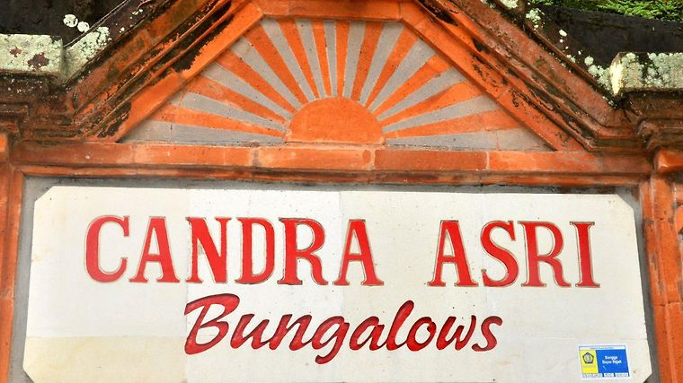 Candra Asri Bungalows photos Exterior