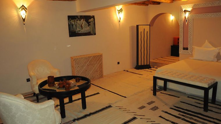 Le Village Du Toubkal And Spa Room