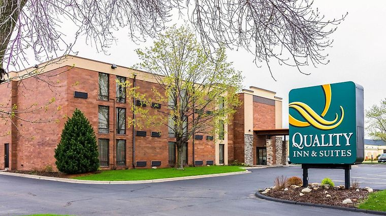 Quality Inn & Suites Arden Hills - Saint Paul North Exterior