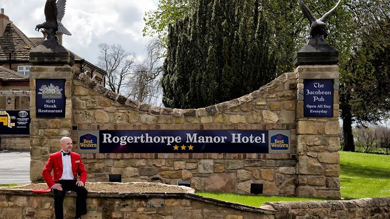 Best Western Plus Rogerthorpe Manor Hotel Exterior