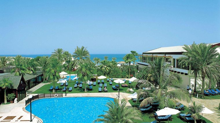Dubai Marine Beach Resort And Spa Facilities