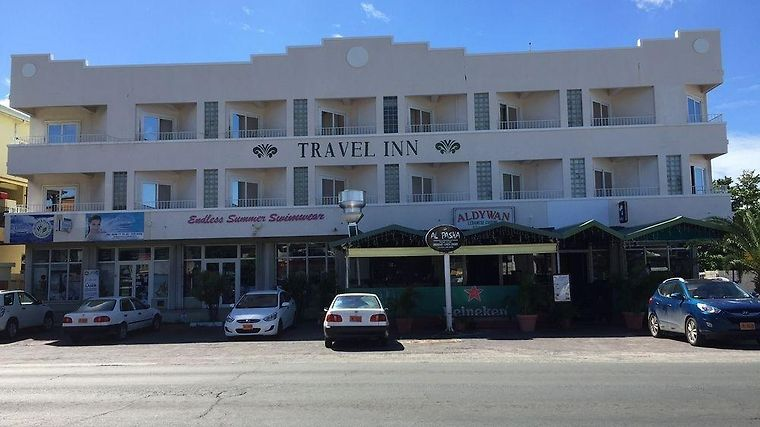 Travel Inn Exterior