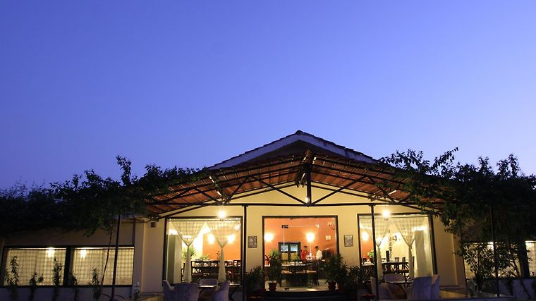 Pushkar Resorts Exterior