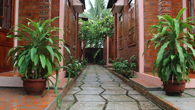 Minh Ngoc Guest House Exterior