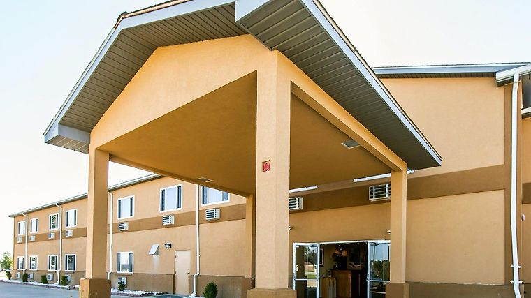 Comfort Inn Seaman photos Exterior