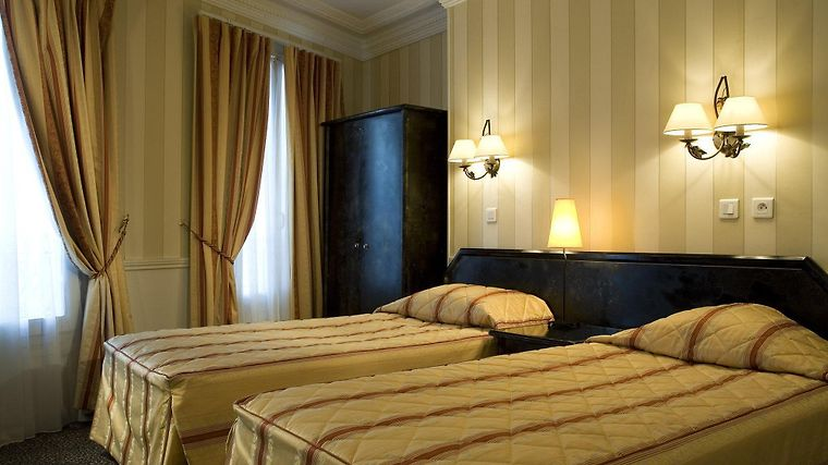 Hotel De Prony Room