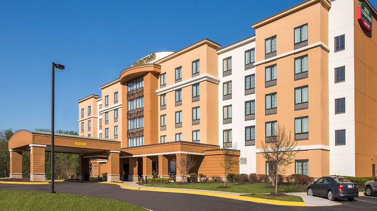 Courtyard Fort Meade BWI Business District Exterior