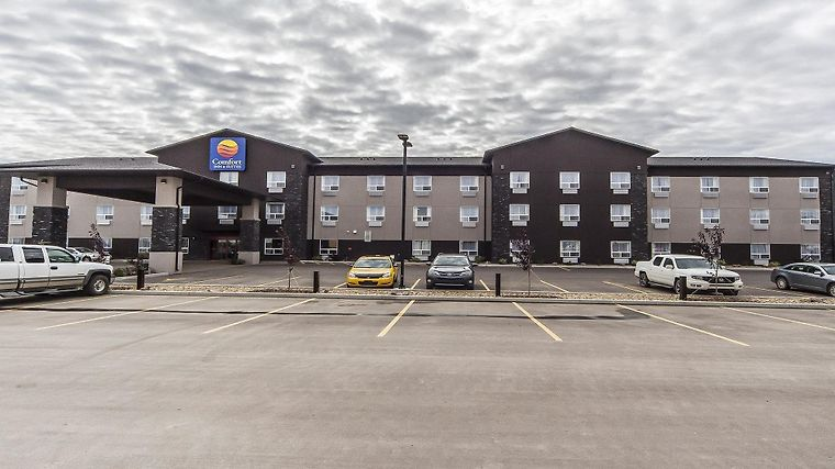 Comfort Inn & Suites Bonnyville photos Exterior