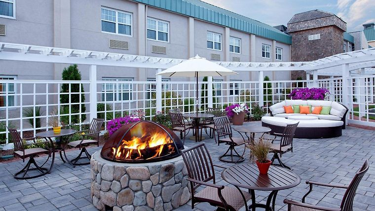 Doubletree By Hilton Hotel Cape Cod - Hyannis photos Exterior
