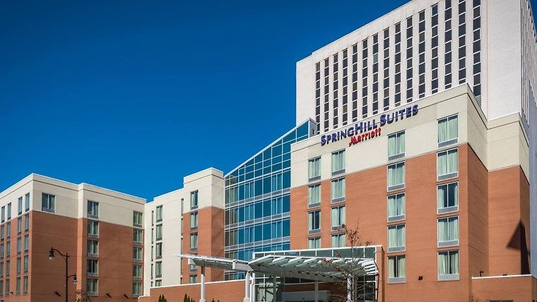 Springhill Suites Birmingham Downtown At Uab photos Exterior