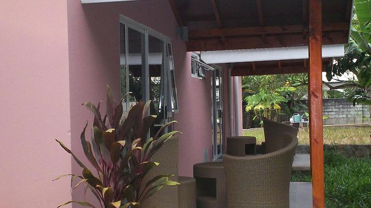 Loasi Guest House Exterior