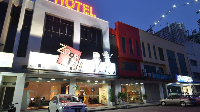 Zoom Inn Boutique Hotel Exterior