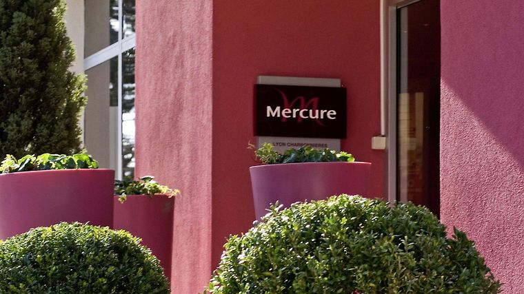 Mercure Charbonnieres photos Exterior