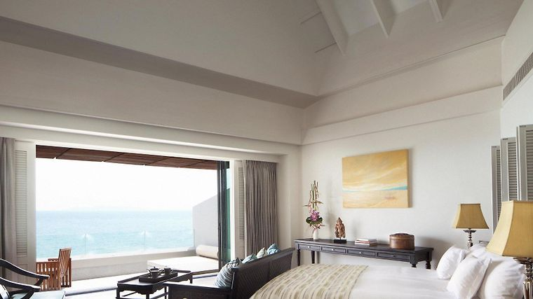 Intercontinental Samui Baan Taling Ngam Resort Room