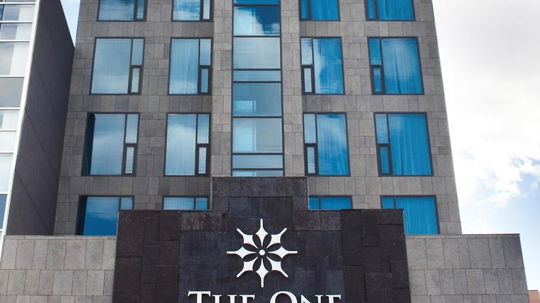 The One Boutique Hotel Exterior