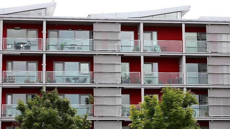 Cleyro Serviced Apartments Bristol Harbourside Exterior