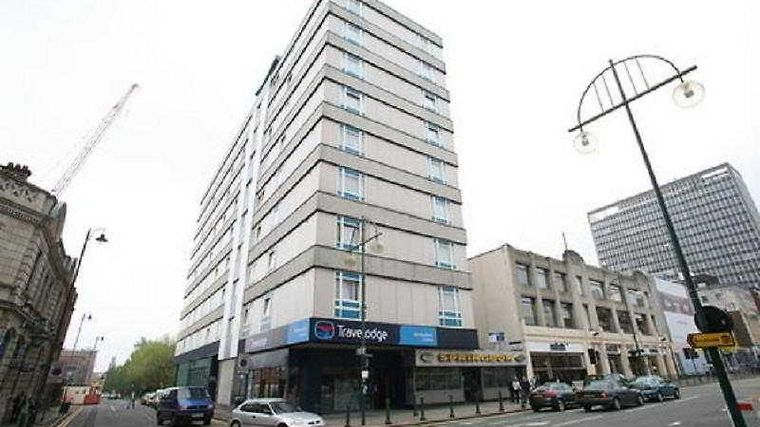 Travelodge Birmingham Central Hotel Exterior