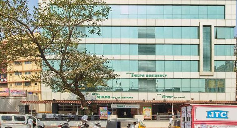 Hotel Shilpa Residency Exterior