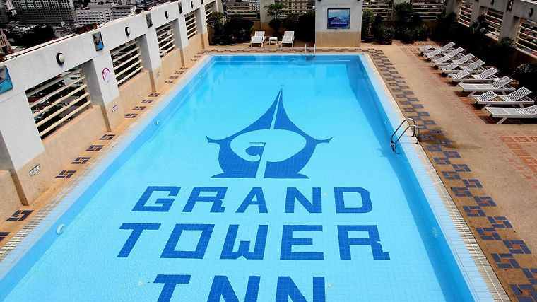 Grand Tower Inn Rama VI Exterior