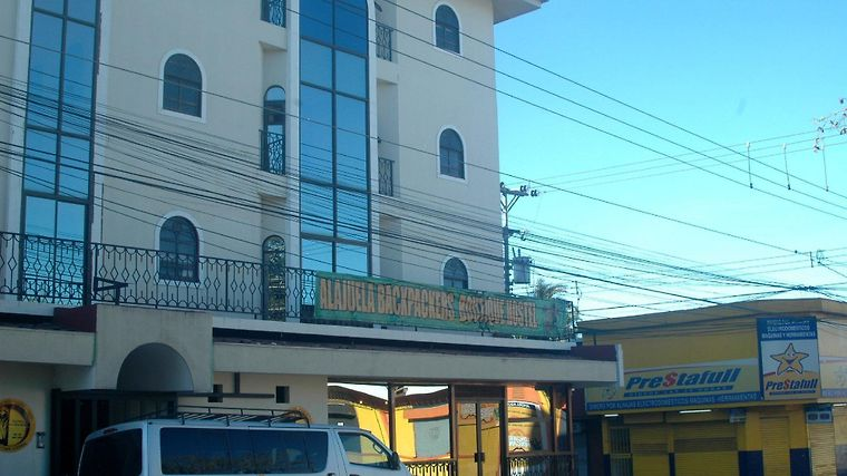 Hostel Alajuela Backpackers photos Exterior