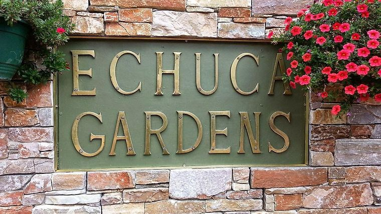 Echuca Gardens Accommodation Exterior