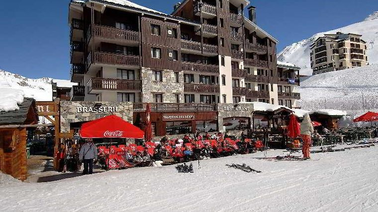 Rental Apartment Rond Point Des Pistes - Tignes, Studio Flat, 2 Persons Exterior