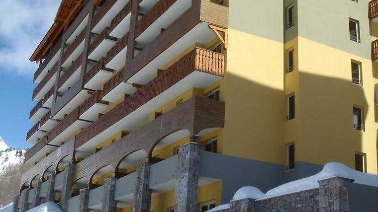 Residence Club Mmv Isola Les Terrasses D'Isola Exterior