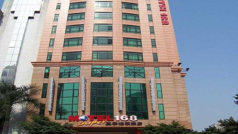 Motel 168 North Tianhe Road Exterior