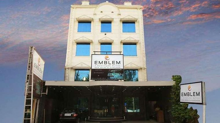 Emblem Hotel Gurgaon photos Exterior