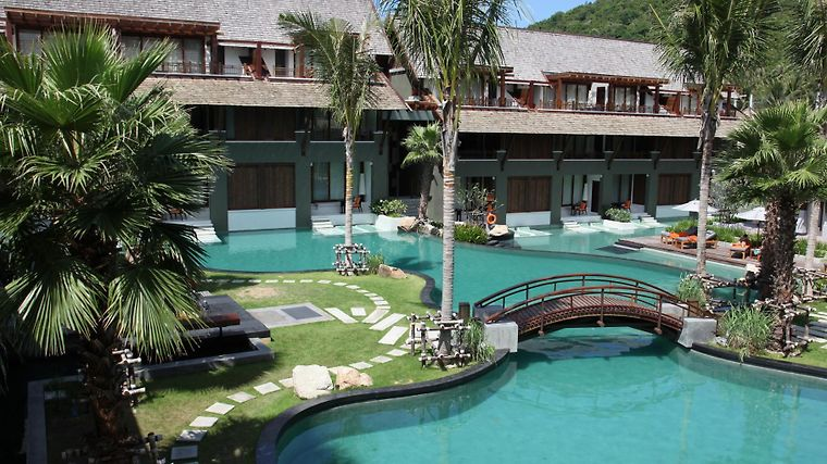 Mai Samui Beach Resort And Spa Exterior