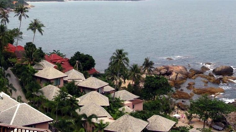 Samui Cliff View Resort And Spa Exterior