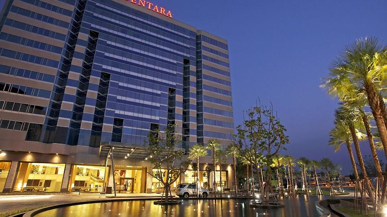 Centara Hotel And Convention Centre Udon Thani photos Exterior