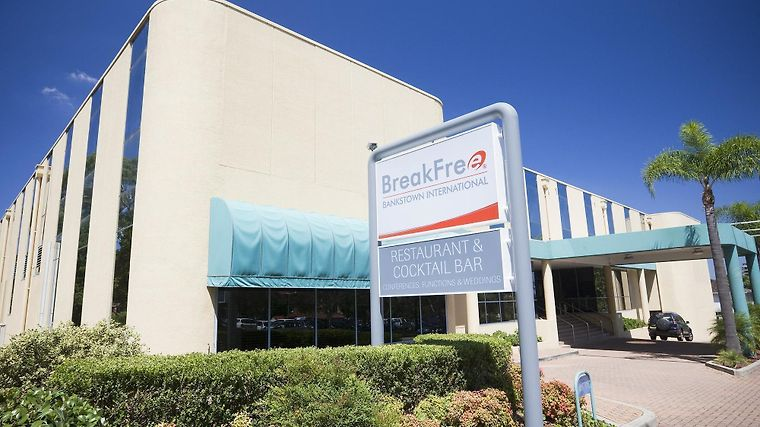 Breakfree Bankstown International photos Exterior