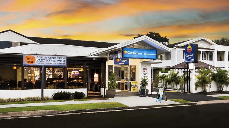 Comfort Inn Cairns City photos Exterior